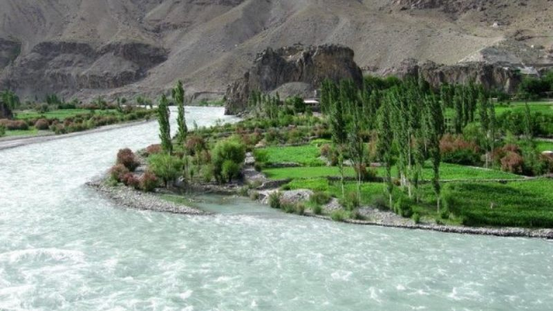 Chitral River incident